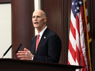 Rick scott state of the state web